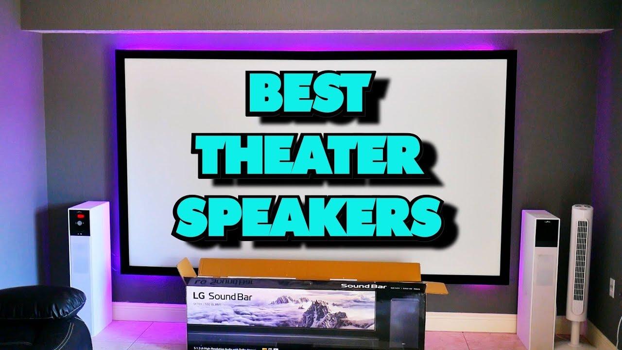 Best Home Theater Surround Sound Speakers 2018! LG SK10Y SoundBar ...