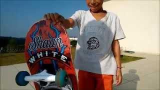 Role de Skate -Pedro Ruiz