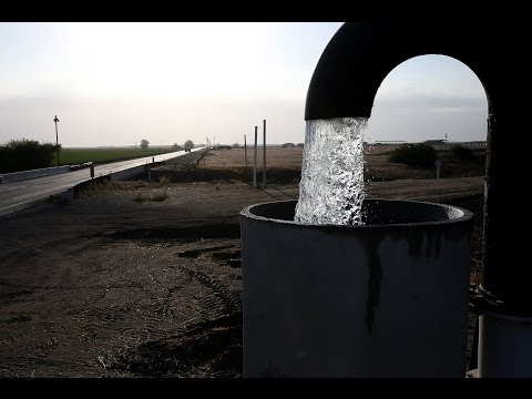 Could Israel's water technology ease California's drought?