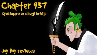 🔥ADVANCED HAKI and BLACK BLADES🔥 | One Piece Chapter 937 FIRST REACTION