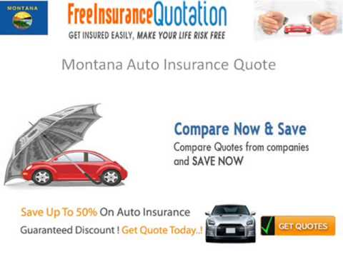 Cheap Montana Car Insurance