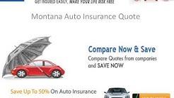 Cheap Montana Car Insurance