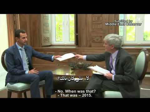 Президент Сирии –