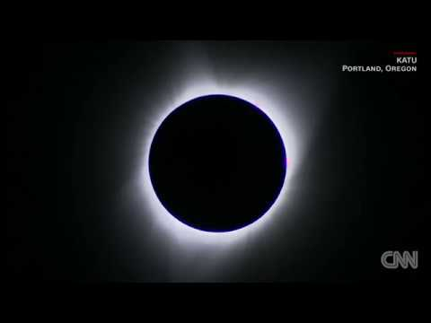 Solar eclipse 2017: Watch the sun go dark again and again