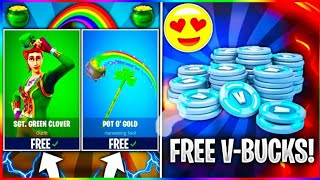 HOW TO GET THE SGT. GREEN CLOVER FOR FREE FORTNITE BATTLE ROYAL