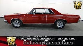 1965 Pontiac GTO - Gateway Classic Cars Indianapolis - #705 NDY