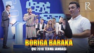 QVZ 2018 terma jamoasi - Boriga baraka