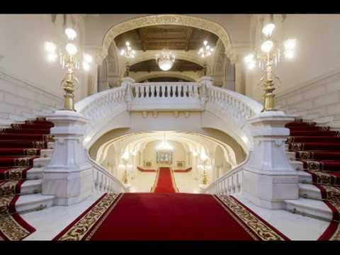 Palatul Cotroceni (România), în imagini