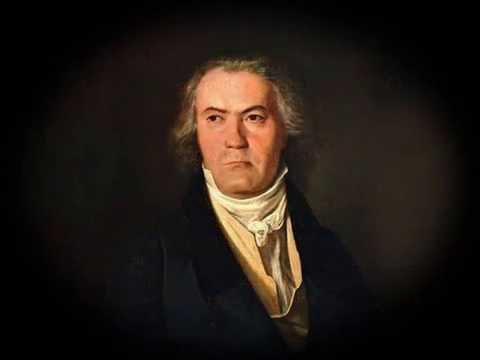 """""""Bester Herr Graf, Sie sind ein Schaf!"""", Canon a 4 voces, en Fa mayor, WoO 183. Beethoven"""