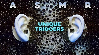ASMR for Instant Sleep | Unique Triggers & Deep Inner Ear Sounds