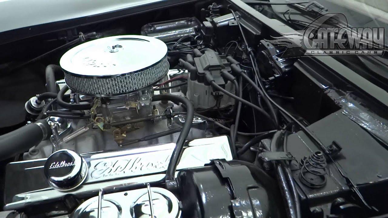 1977 Chevrolet Corvette Youtube Chevy Wiring Light