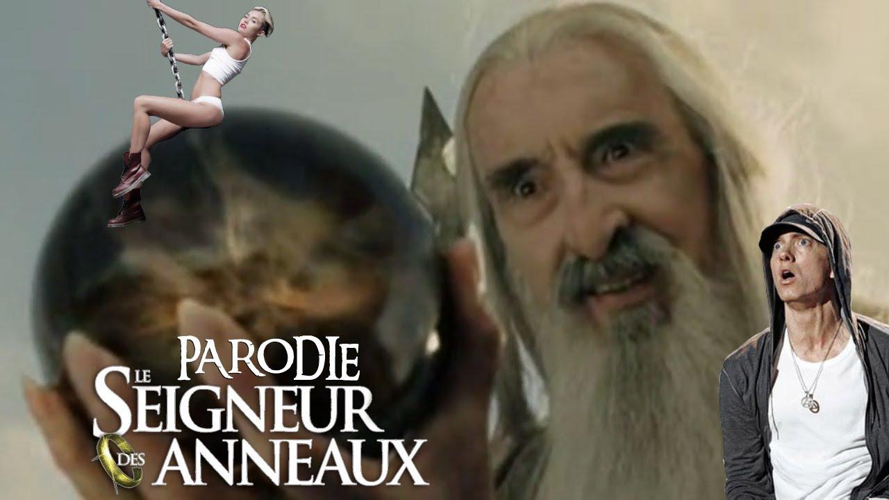 parodie le seigneur des anneaux