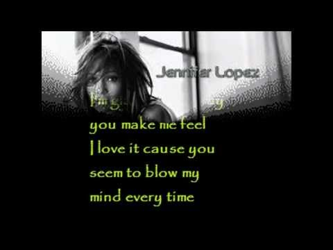 jennifer lopez I'm glad lyrics