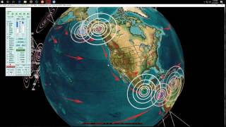 2/13/2017 -- EQ potential forming in Californ...