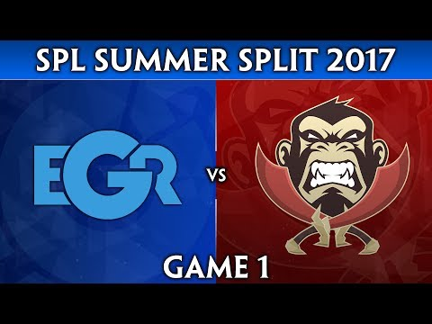 SMITE Pro League Summer Split 2017 (NA) - Team Eager vs. Monkey Madness (Game 1)
