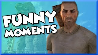 Fallout: New Vegas Funny Moments - Murder Mystery, Boulder City, and The Great Khans!