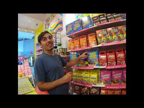 Candy Land Vlog Katy Mills Mall Go Pro Edition