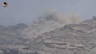 غارات تستهدف كلية الهندسة العسكرية والكلية الحربية في صنعاء