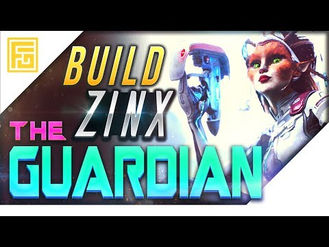 PARAGON | THE GUARDIAN Zinx + PATCH V42?! [GER]