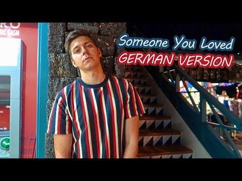 LEWIS CAPALDI -  SOMEONE YOU LOVED GERMAN  by Voyce