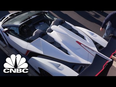 A $4.5M Special Delivery | Secret Lives Super Rich | CNBC Prime
