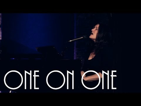 ONE ON ONE: Paula Cole June 13th, 2014 City Winery New York Full Set