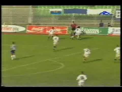 1996. Népstadion: BVSC 0-1 Ferencváros I