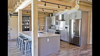 Grizzly Gables Kitchen