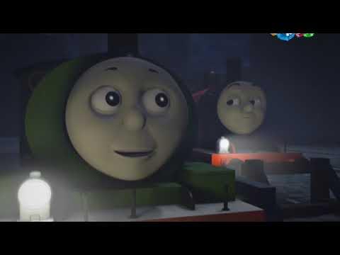 Томас и его друзья 17 сезон серия 13  Экспресс призрак
