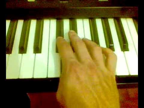 LUNA POP - VORREI PIANO TUTORIAL