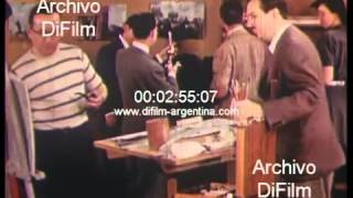 Difilm - Tour Walt Disney Argentina For 1943