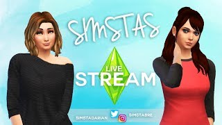 The Sims 4 | DISCOVERING CITY LIVING | Livestream