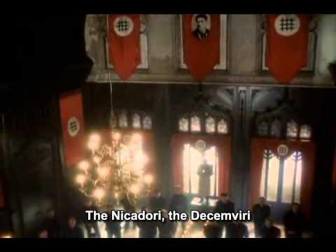 The Iron Guard in films (legionarii in filme) - subtitled