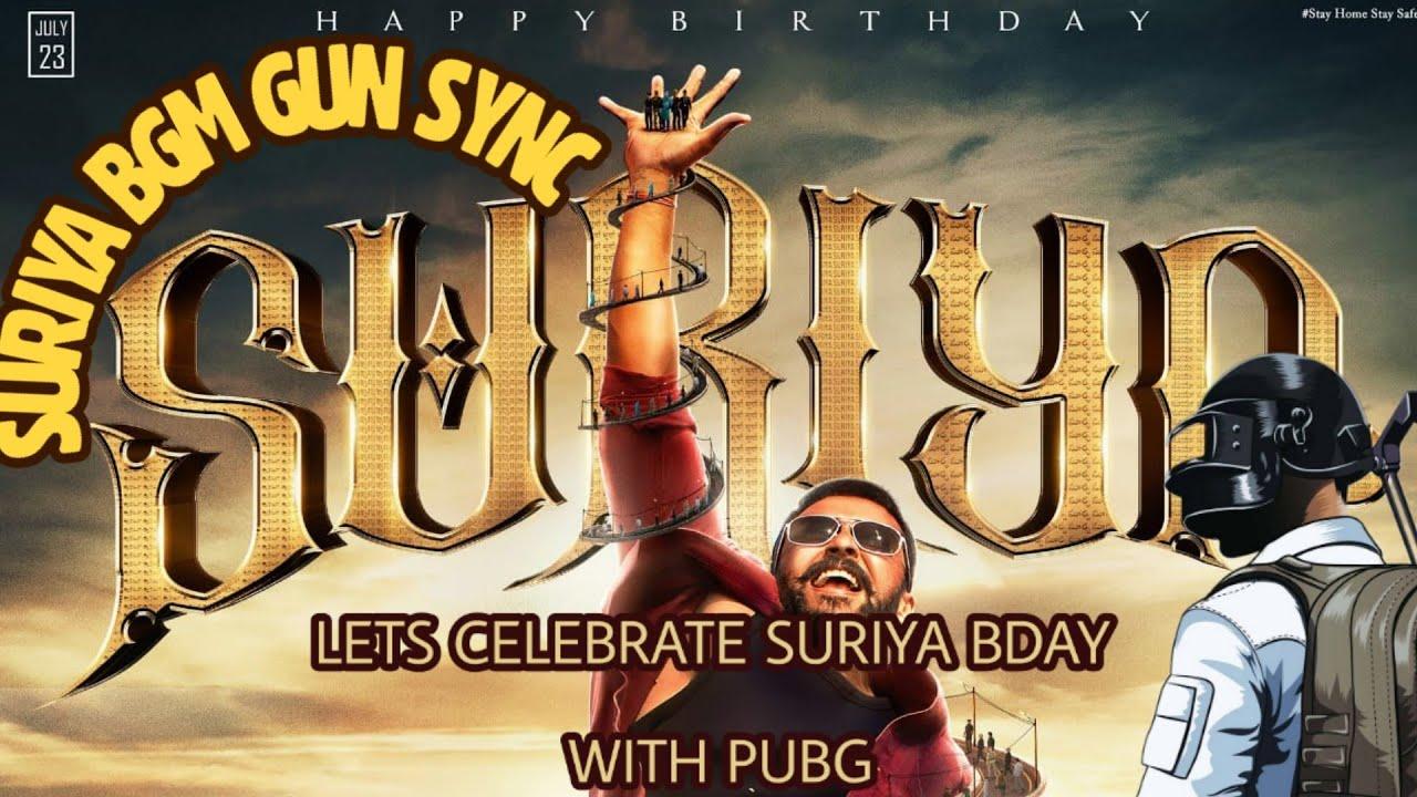 Aanjan BGM PUBG GUN MIX | PUBG GUN SONG | SURIYA (Tribute) | Riots Gaming 😍