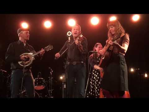 Foghorn Stringband in Oslo March 2018