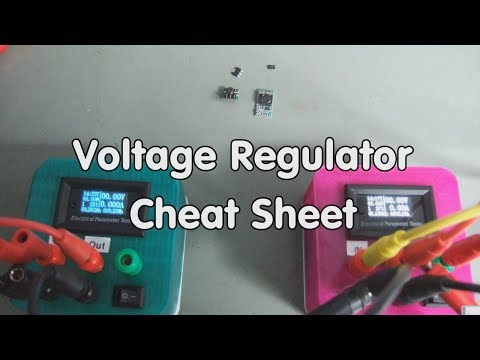 #183 How to select voltage regulators for small projects? (ESP8266, ESP32, Arduino)
