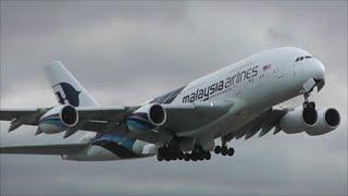 London Heathrow Airport Heavies | Arrivals & Departures 23/12/14