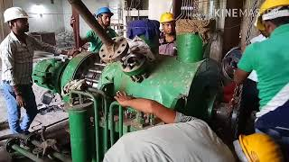 BOILER FEED PUMP CARTRIDGE INSTALLATION