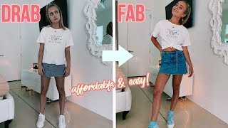 how to improve your basic style! *easy & affordable*