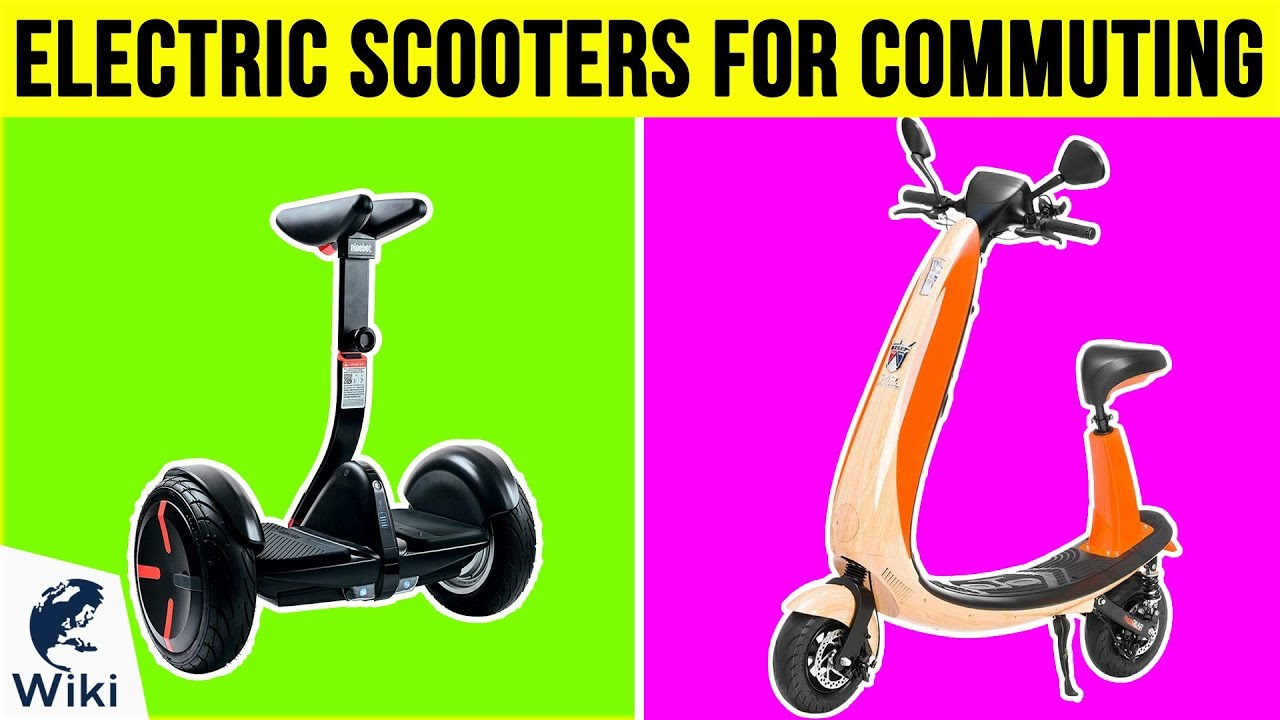 Best Electric Scooter For Commuting >> 10 Best Electric Scooters For Commuting 2019