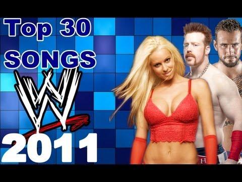 WWE 2011 Top 30 Theme Songs ( Titantron )