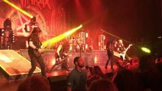 Anthrax Kansas City, April 30th 2017 - Caught In a Mosh FULL SONG