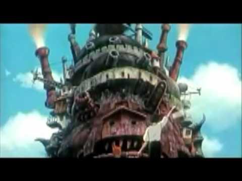 Le chateau ambulant - La Bande annonce française poster