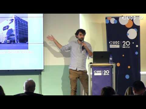 UOC Research Showcase 2015 - Ramon Ribera