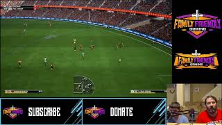 Sports game - AFL Evolution 2