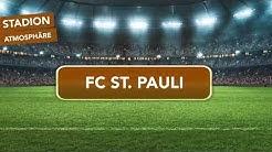 Stadionatmosphäre FC St. Pauli | 90Min (Echte Fangesänge & Stimmung für 2. Bundesliga Geisterspiele)