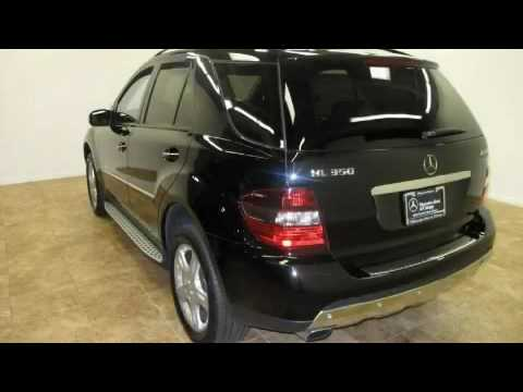 preowned 2007 mercedes benz ml350 4matic chicago il youtube. Black Bedroom Furniture Sets. Home Design Ideas