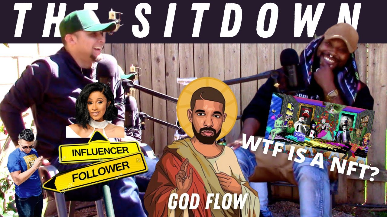 Lorde Sanctus on the Sitdown Podcast