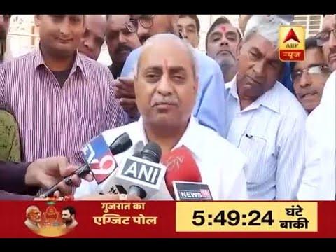 Gujarat Assembly Elections 2017: Deputy CM Nitin Patel offers prayers for more development