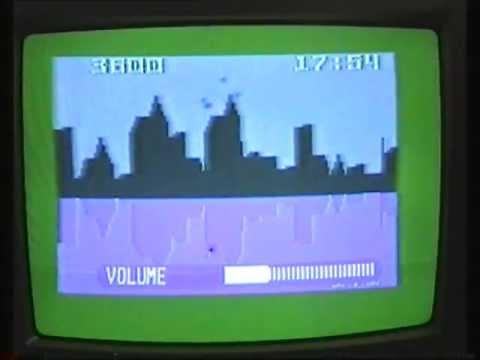 How to play BOMB SQUAD on Intellivision and complete guide